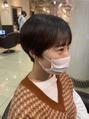 オーブ ヘアー ディアーナ 横浜店(AUBE HAIR diana)ショートヘア