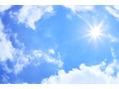 夏と冬での紫外線量の違い♪
