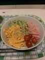 夏の昼食定番