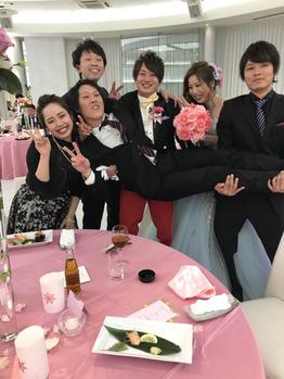 無事、結婚式を挙げれました♪_20180214_3