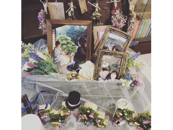 無事、結婚式を挙げれました♪_20180214_4
