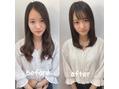 ◆似合わせ前髪☆作らせて頂けました☆◆