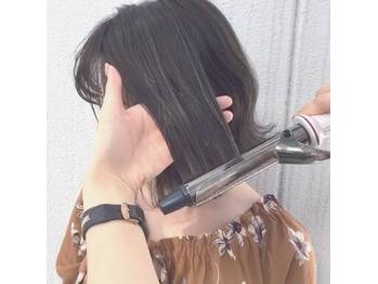 外ハネ☆ 巻き方☆ 簡単☆_20180802_3
