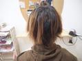 【縮毛矯正】クセ毛の方は梳き過ぎ注意