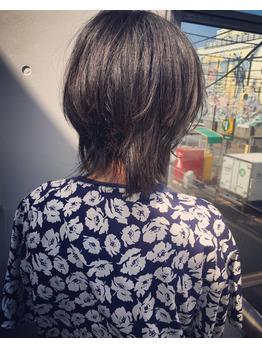 * スタイル *トレンドヘア☆ウルフボブ_20170601_2