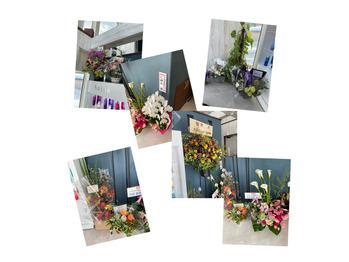 ☆2月5日open☆ お花皆さんありがとうございます!_20210206_1