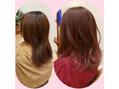 旅行の前と後と5月のヘアスタイル♪【morio木村志織】