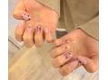 #ショコラ難波#new nail#