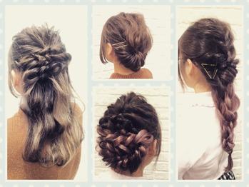 hair arrange! 高田馬場 美容室 _20151117_1
