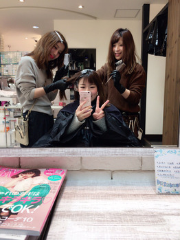 古田さんカラーチェンジ☆_20170302_3