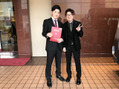祝!!卒業!!