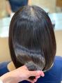 髪質改善ミネコラを実感してください!!