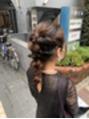 【中村】hair arrange