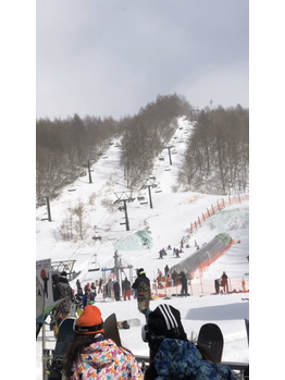 20年ぶりに雪山へ・・・_20200212_2