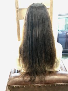髪質改善♪(カットなし)_20191001_2