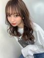 ◆秋に人気な大人っぽカワイイ前髪、おしゃれcolor◆