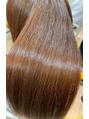 毛髪改善トリートメントで艶髪を!