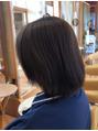 まとまりの良い髪へ…☆morio松尾☆