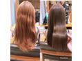 夏で痛んだ髪。冬の乾燥前にメンテナンスが必要です!