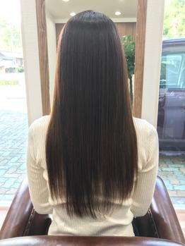 髪質改善♪(カットなし)_20191001_3