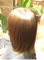 乾燥した髪の毛にオススメ!