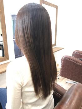 髪質改善♪(カットなし)_20191001_4
