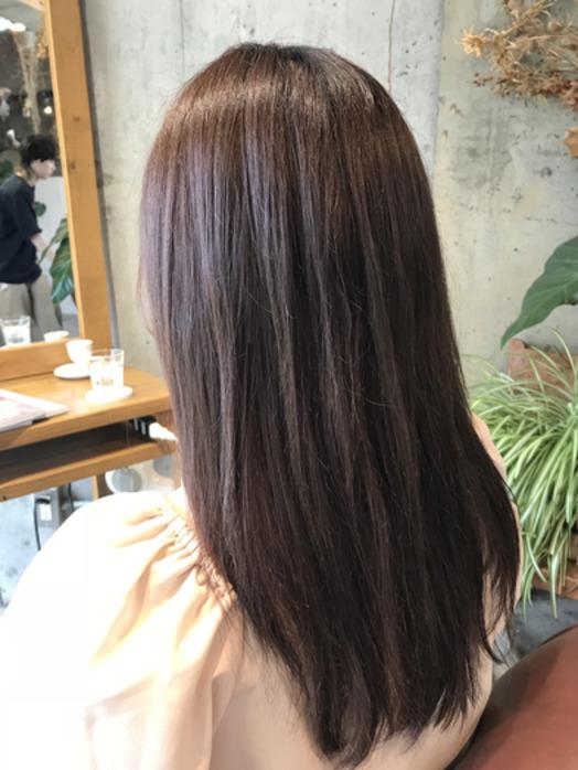 プレミアム髪質改善トリートメントの仕上がり☆_20191003_2