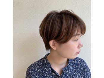 耳掛けショート☆ 古畑_20190809_1