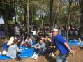 お花見!IN大阪城公園(^O^)/
