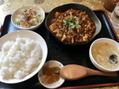 麻婆豆腐食べに行きました