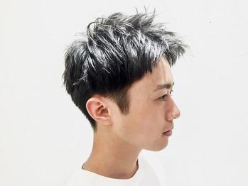 PEEK-A-BOO 恵比寿×ツーブロック