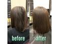 美髪改善施術例