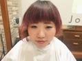 前髪カット