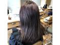 カラー Before after