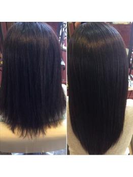 Liseの縮毛矯正は違います。_20170506_1