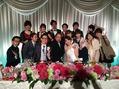 上羽さんの結婚式*¥(^o^)/*