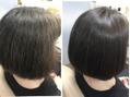 ウネリ、広がりが気になる…そんなときは『輝く髪』!
