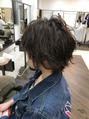 【カジュアル♪】カジュアルショートヘア☆