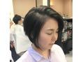 前髪って大事です^_^