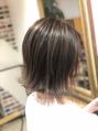 ティグルフォーヘア(TIGRE for hair)ハイライトたっぷり!