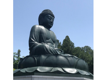 東京に大仏☆_20180523_1