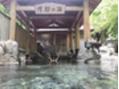 久しぶりの温泉