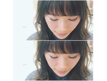 あご下からバッサリ☆ 前髪カット^ ^_20170118_1