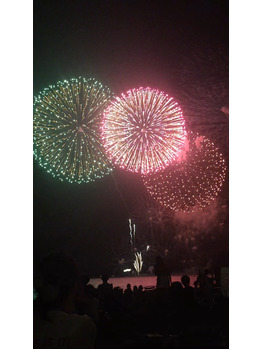 鎌倉!花火大会!【関内 桜木町 横浜 日ノ出町】_20170725_2