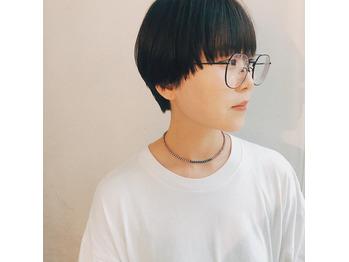 【お客様snap】マッシュショート!_20190910_1