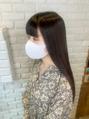 【中村】long hair