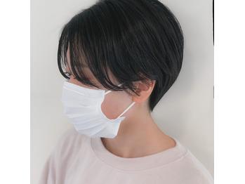 【宮下ケイスケ】お客様ショートスタイル_20201002_1