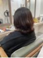 【セットも楽チン♪】しっかりレイヤーミディアムヘア