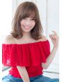 【上田ヒロツグ】夏は艶とハイ透明感カラーで決まり☆