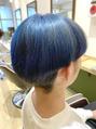 冬色☆ブルーカラー
